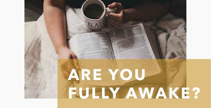 Joseph Prince Daily Devotional 17th February 2021 , Joseph Prince Daily Devotional 17th February 2021 – Are You Fully Awake?, Premium News24