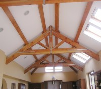 Feature trusses | JP Corry