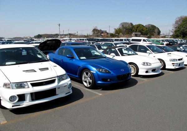 Auction Cars Jpctrade