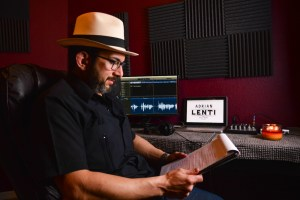 Adrian Lenti Voice