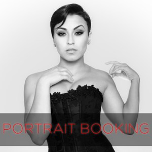 Portrait Booking