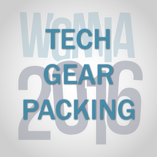 WordCamp Miami 2016 Tech Gear Packing List