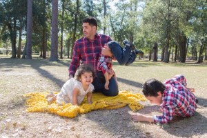 Family Portraits in the Park by Design Theory