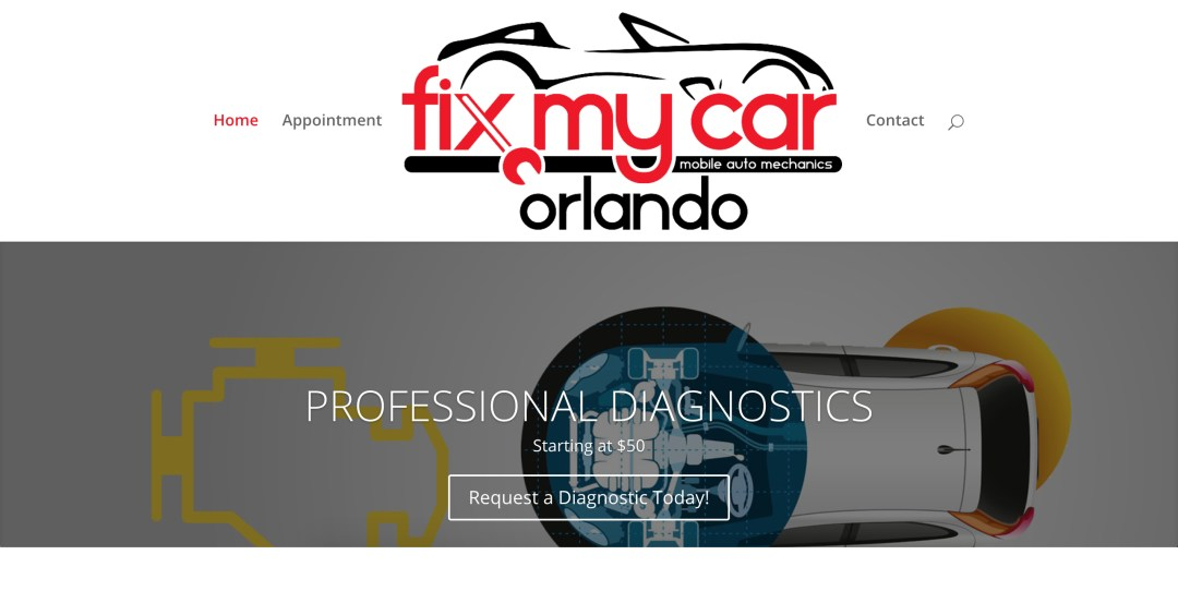 Fix My Car Orlando