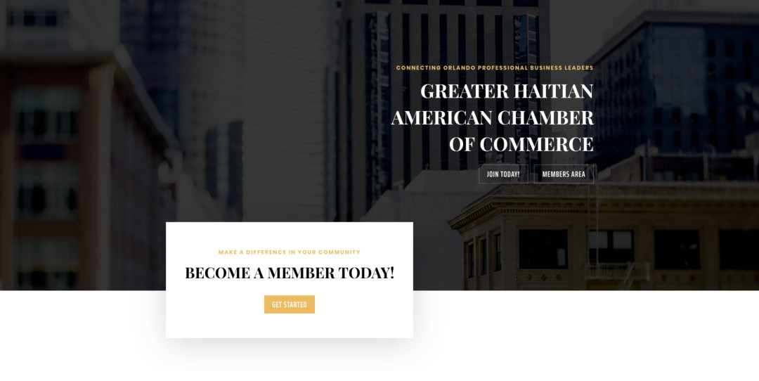 Greater Haitian American Chamber of Commerce