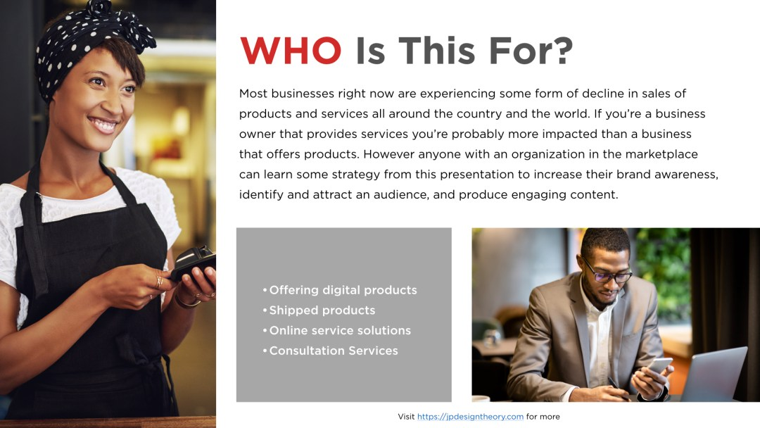 How to Keep Your Business Relevant During COVID-19 - Slide 2