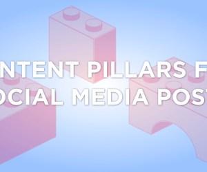 Content Pillars for Social Media