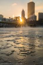 Polar Flare Pittsburgh Sunrise Sunflare Gold blog