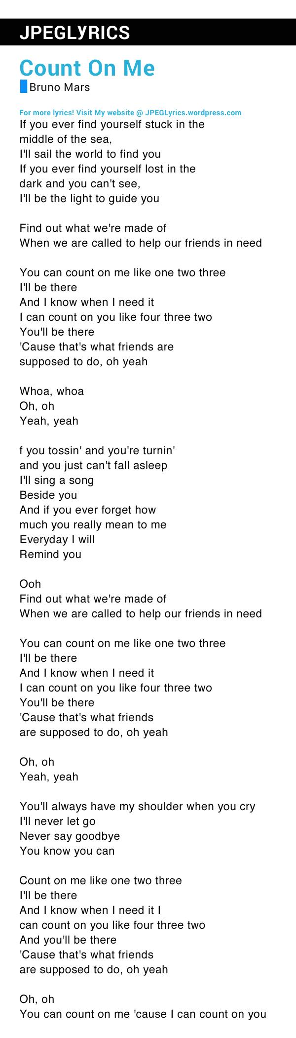 Finesse mars lyrics bruno