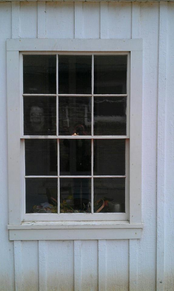 Went To The Whaley House In San Diego And Took This