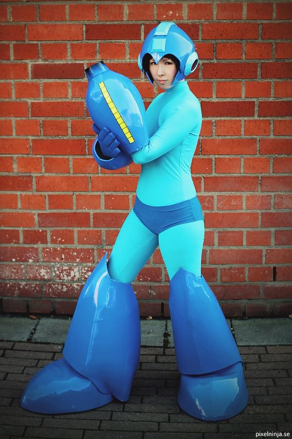 Epic Mega Man Cosplay  JPEGY  What the Internet was meant for