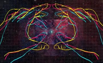Illustration for my upcoming art book Origin.