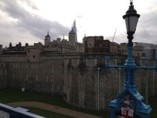 Tower of London - Crown Jewels, Beefeaters, Bloody beheadings - you get the idea.