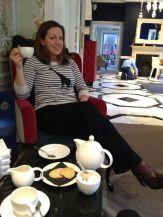 proper tea room...