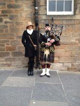 Failte (welcome) to Scotland!