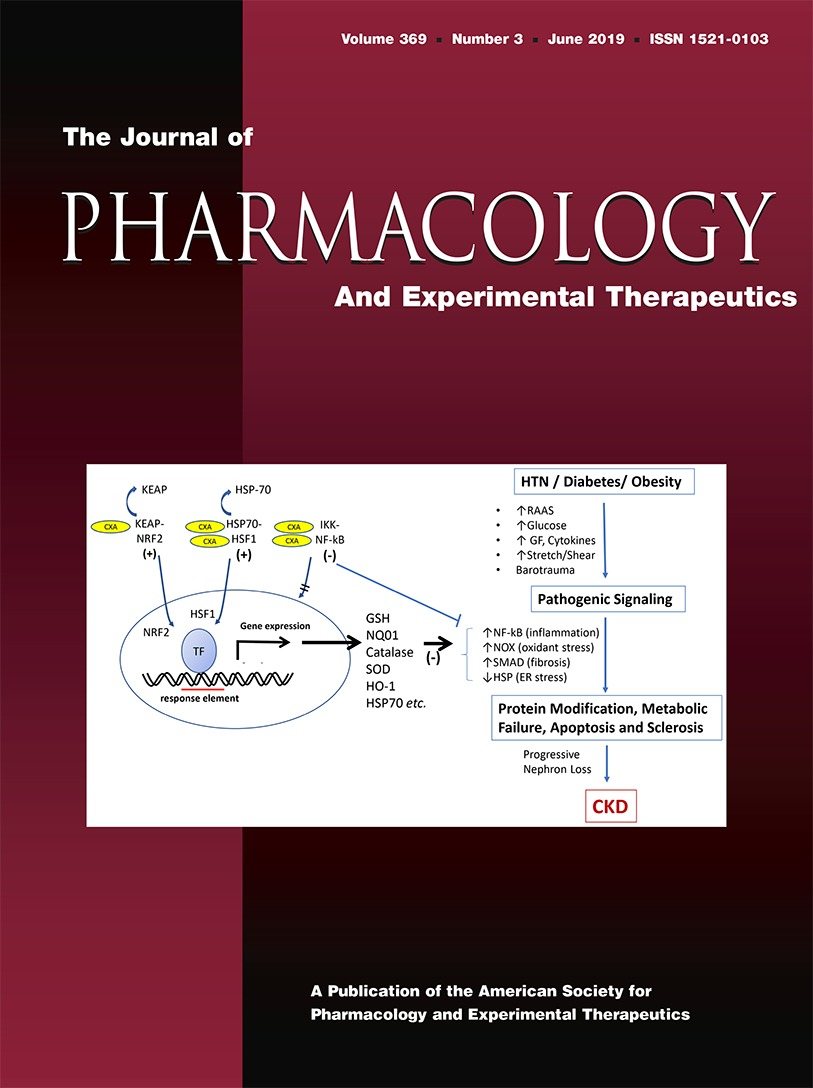 hight resolution of modulation of tarp 8 containing ampa receptors as a novel therapeutic approach for chronic pain journal of pharmacology and experimental therapeutics