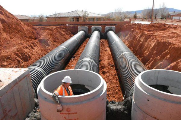 Underground Utility Machine
