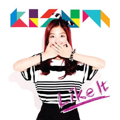 Kisum (키썸) - Like It rar