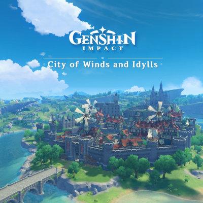 Genshin Impact - City of Winds and Idylls (Original Game Soundtrack) rar