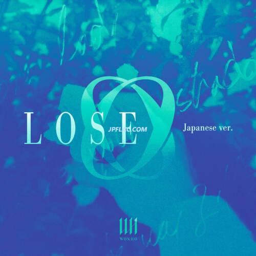 Download WONHO - LOSE(Japanese ver.) rar