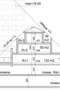 2016- 38 logements - SP 1490 m²