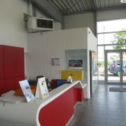 Accueil show-room
