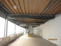 Mise à nu du plafond avant travaux