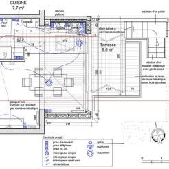 Plan de l'extension