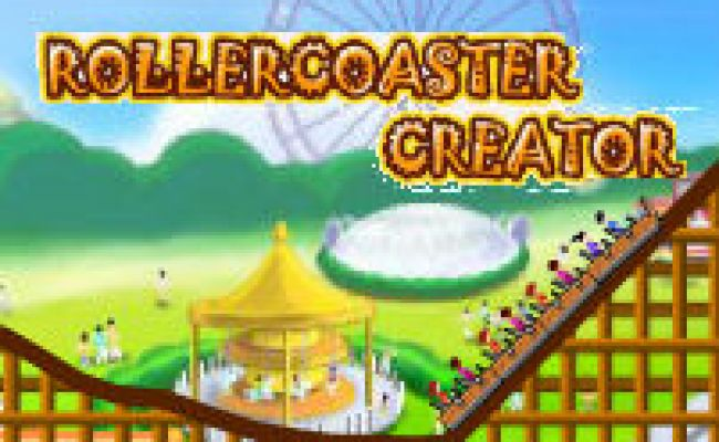 Rollercoaster Creator Play Rollercoaster Creator At