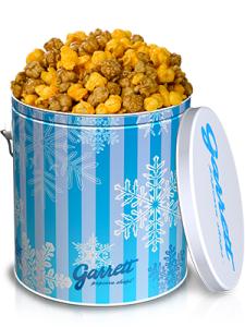 スノーフレイク缶