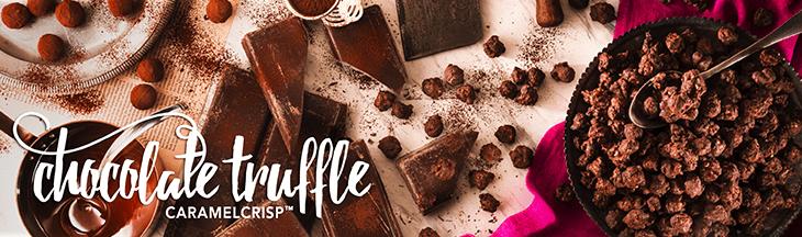 【期間・数量限定】1月12日(金)よりチョコレート トリュフ キャラメルクリスプ™を販売!