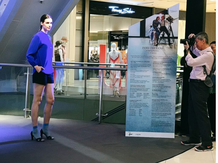 Raffles City Into The Lens Spring Summer 2017 (10)