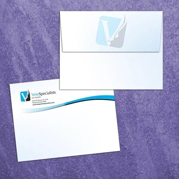 Envelopes Vein Specialties