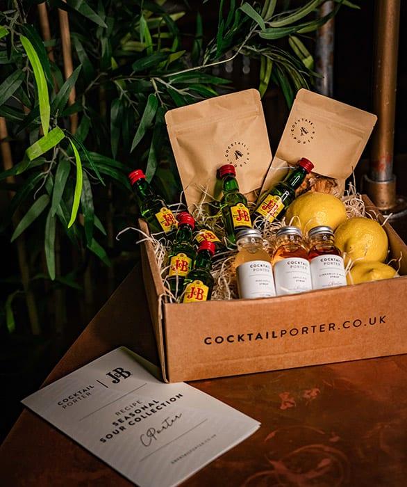 Cocktail Porter, J&B Rare Seasonal Sour Collection, £41.95