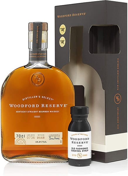 Woodford Old Fashioned Gift Pack 700ml, £34.95