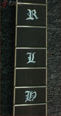 Pearl Inlays Abalone Inlays Wood Inlays Ornate Lettering Pearl Inlay ...