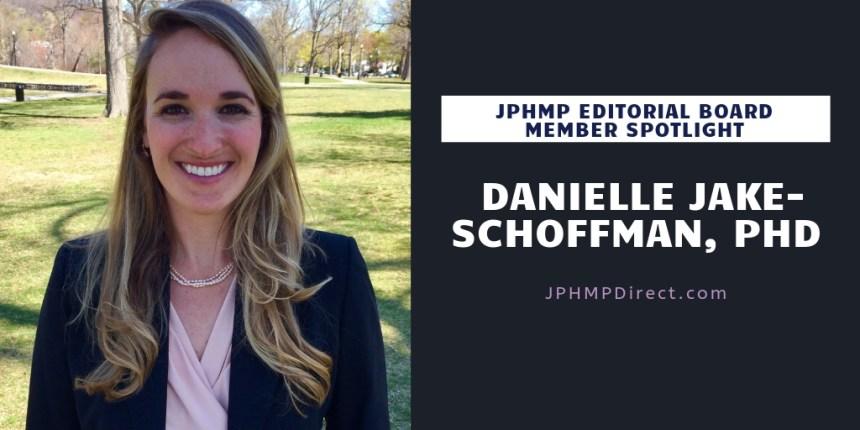 Danielle Jake-Schoffman spotlight