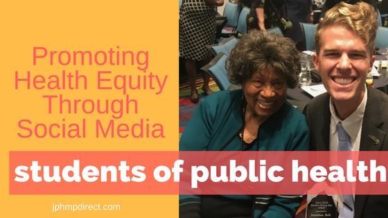 Promoting Health Equity Through Social Media