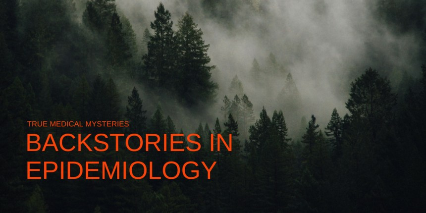 Backstories in Epidemiology