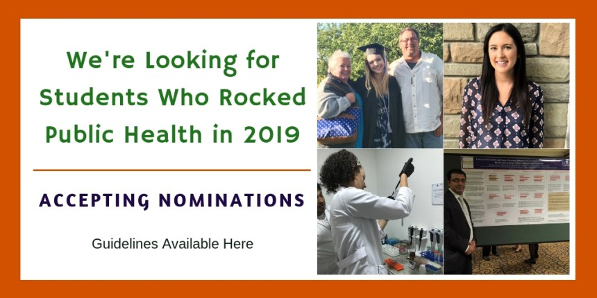 Who Rocked Public Health 2019