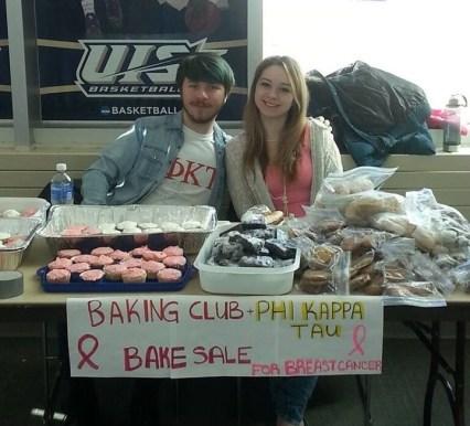 2015 Bake Sale for Breast Cancer Awareness