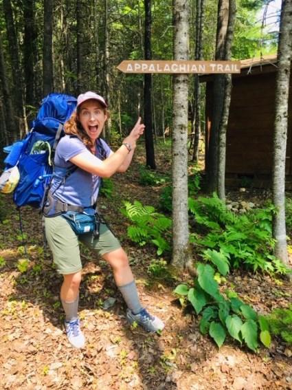 Elena Vidrascu Appalachia Trail