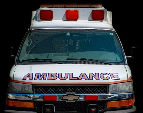 EMS Response Rural Areas