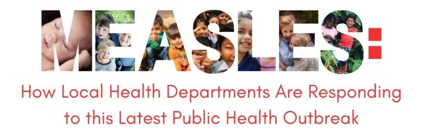 Measles Local Health Departments