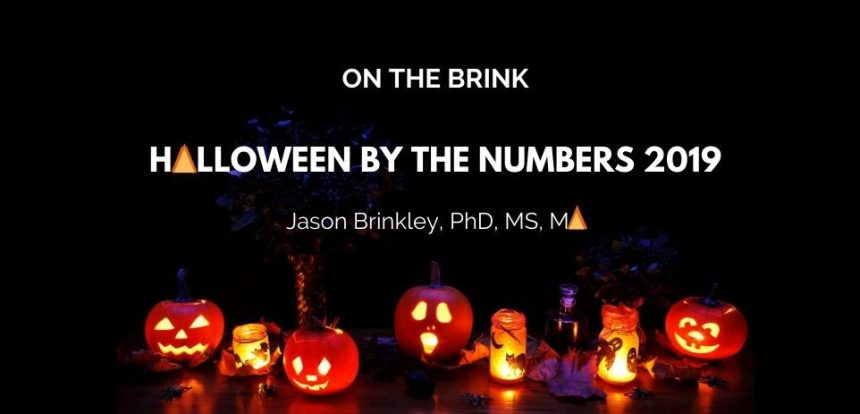 Halloween by Numbers 2019