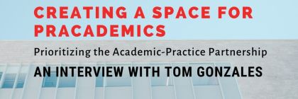 Tom Gonzales Interview