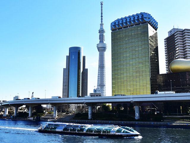 도쿄 관광 기선