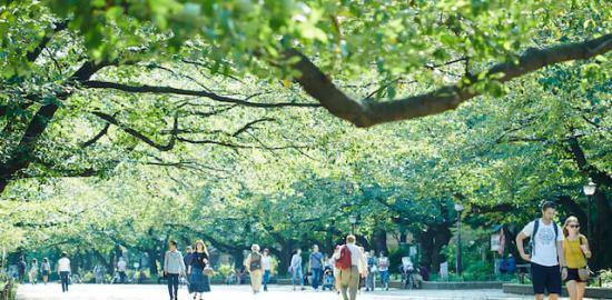 우에노 온시 공원