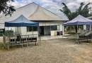 Hospital de Campanha de Ibiúna encera as atividades