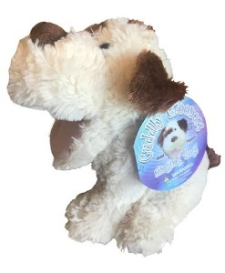 Close To You Singing Hand Puppet Dog - Cuddly Crooners